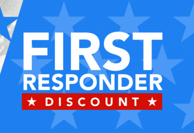 First Responder Discount 10% Off